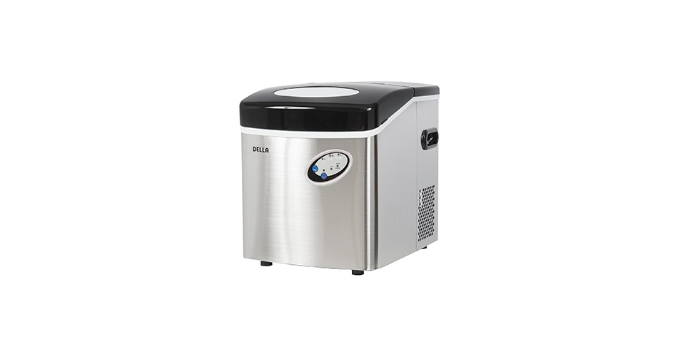 Della Stainless Ice Maker