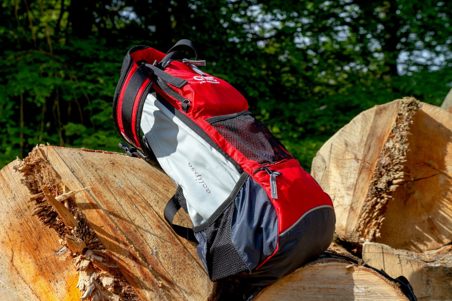 rv camper backpack